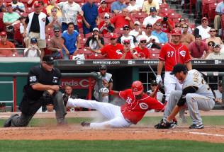MLB Baseball Betting:  Cincinnati Reds at Atlanta Braves