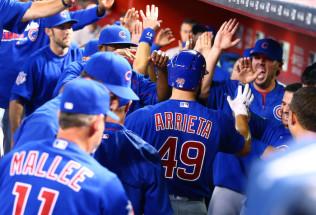 MLB Baseball Betting:  Chicago Cubs at Washington Nationals