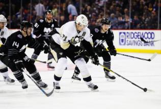 NHL Hockey Betting:  Pittsburgh Penguins at San Jose Sharks