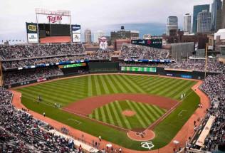 MLB Baseball Betting:  Cleveland Indians at Minnesota Twins
