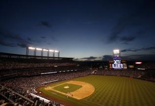 MLB Baseball Betting:  Los Angeles Dodgers at Colorado Rockies