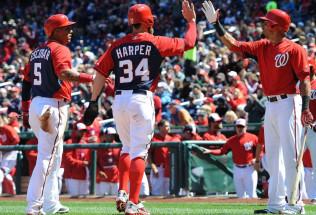 MLB Baseball Betting:  Washington Nationals at Philadelphia Phillies