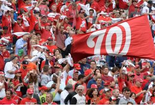 MLB Baseball Betting:  San Francisco Giants at Washington Nationals