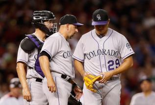 MLB Baseball Betting:  Colorado Rockies at Washington Nationals