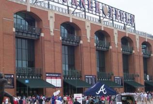 MLB Baseball Betting:  San Diego Padres at Atlanta Braves