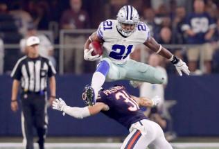 NFL Football Betting:  Philadelphia Eagles at Dallas Cowboys