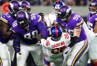 Monday Night Football Betting:  Minnesota Vikings at Chicago Bears