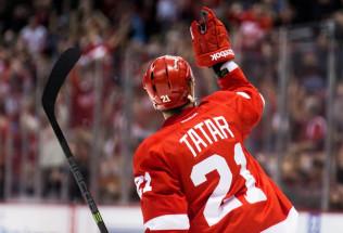 NHL Hockey Betting:  Winnipeg Jets at Detroit Red Wings