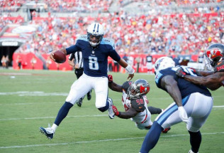 NFL Football Betting:  Tennessee Titans at San Diego Chargers