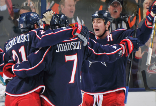 NHL Hockey Betting:  Boston Bruins at Columbus Blue Jackets
