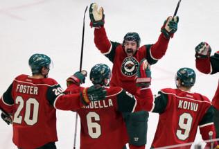 NHL Hockey Betting:  Minnesota Wild at New York Rangers