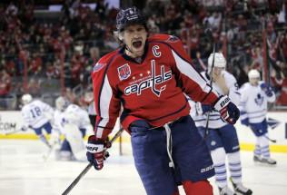 NHL Hockey Betting:  New Jersey Devils at Washington Capitals