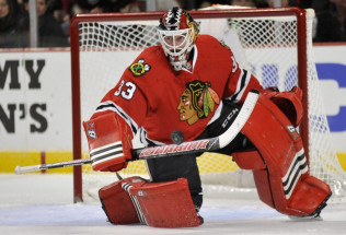 NHL Hockey Betting:  Chicago Blackhawks at Boston Bruins
