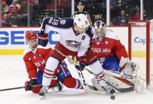 NHL Hockey Betting:  Columbus Blue Jackets at Florida Panthers