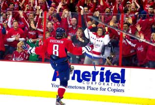 NHL Hockey Betting:  Ottawa Senators at Washington Capitals