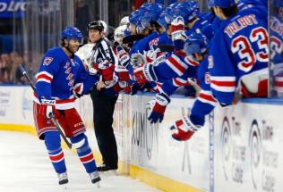 NHL Hockey Betting:  Dallas Stars at New York Rangers